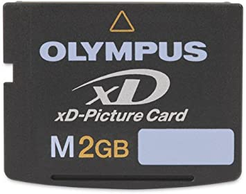Olympus Type M 2GB xD-Picture Card: Amazon.es: Electrónica