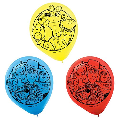 Toy Story 4 Balloons]()