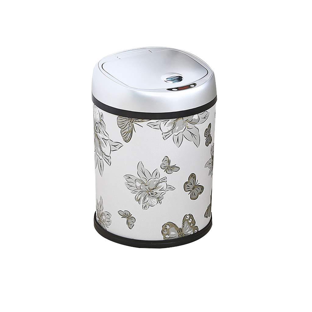 LVAB Mülleimer- Mülleimer, berührungsloser automatischer Bewegungssensor-Abfalleimer (größe : 12L)