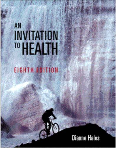 An Invitation to Health: The Power of Prevention