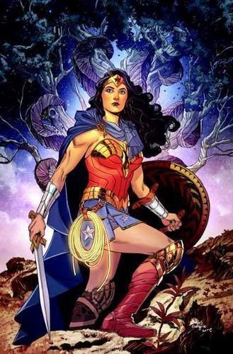 Wonder Woman by Liam Sharp