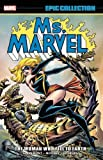 img - for Ms. Marvel Epic Collection: The Woman Who Fell to Earth book / textbook / text book