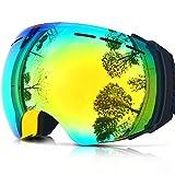 IceHacker Professional Snowboard Skate Ski Goggles