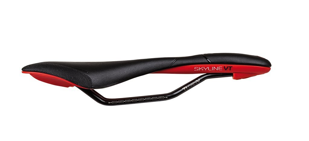 One Size /Black//Red Astute Skyline Tac/à VT Mountain Bike Saddle/