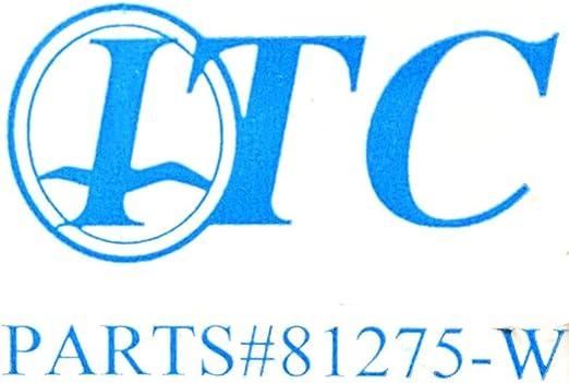 ITC Boat Cabin Light 81928-P3 1//2 Inch 12V Halogen Plated Brass