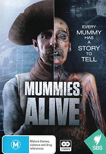 Mummys Alive Dvd - Mummies Alive [Documentary] [NON-USA Format / PAL / Region 4 Import - Australia]