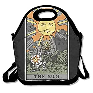 Printing Lunch Box Solaire Tarot Card The Sun Lunch Bag ...