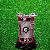 GEORGIA BULLDOGS NCAA TART WARMER - FRAGRANCE LAMP - BY TAGZ SPORTS