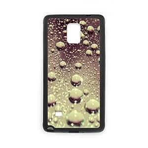 Samsung Galaxy Note 4 Case, wet surface Case for Samsung Galaxy Note 4 Black