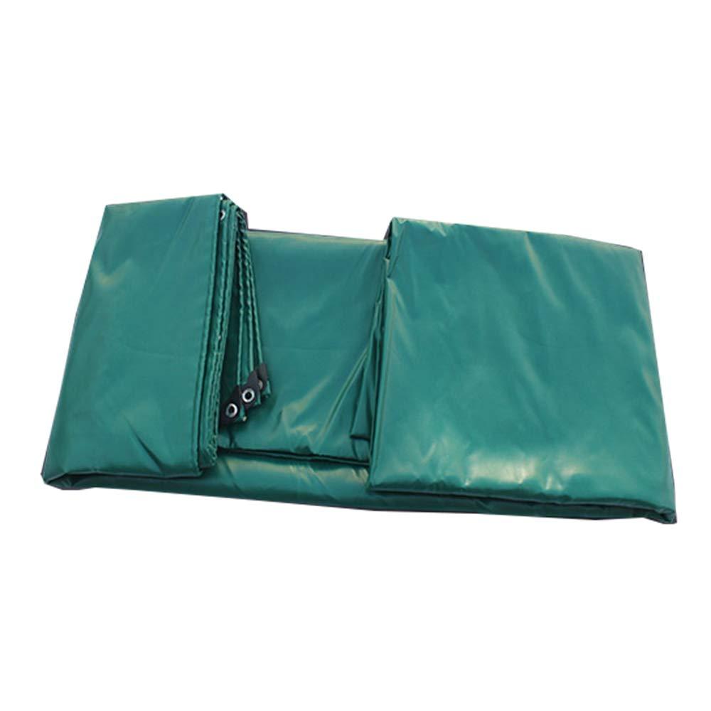 CJC タパリン防水品質品質の利点 (色 : Green, サイズ さいず : 3x4m) 3x4m Green B07H4T91ZG