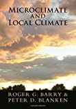 img - for Microclimate and Local Climate book / textbook / text book