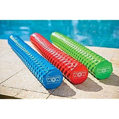 WOW Sports 17-2060B WOW Sports Foam Pool Noodle Blue : Sports & Outdoors