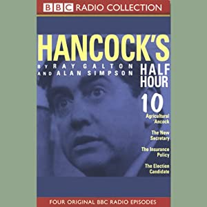 Hancock's Half Hour 10 Radio/TV Program