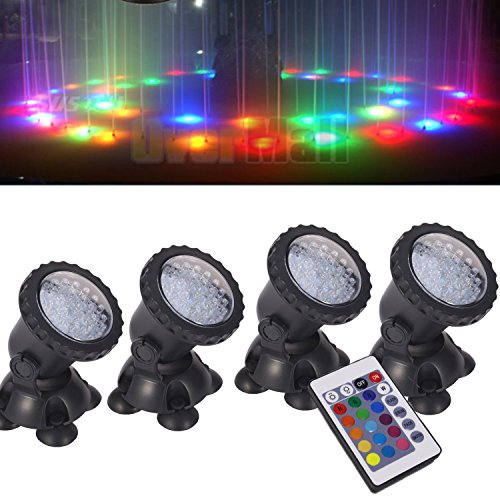 Lights For Garden Fountains