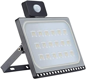 Proyector LED Foco para Reflector LED con Detector de Movimiento ...