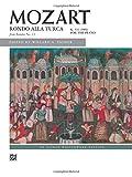 Rondo alla Turca (from Sonata No. 11, K. 331/300i): Sheet (Alfred Masterwork Edition)