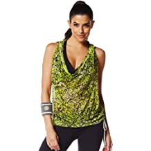"""Zumba Fitness Women's """"Can't Touch This"""" Dreamer Athletic Top"""
