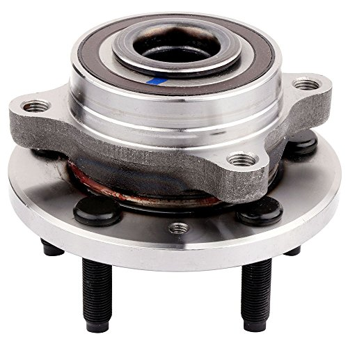 SCITOO Compatible with Wheel Hub Bearing and Hub Assembly fit Ford/Lincoln 2009-2016 Front/Rear Wheel with 5 Bolts 513275 ()