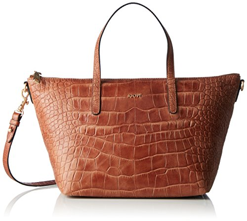 JOOP! Croco Soft Helena Sac à main brun clair