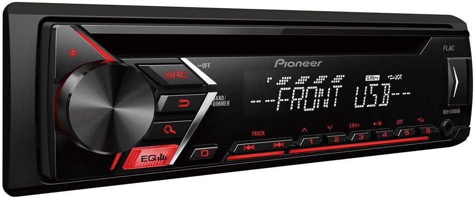 Autorradio Pioneer DEH-S100UB por 70,90€ ¡¡21% de descuento!!