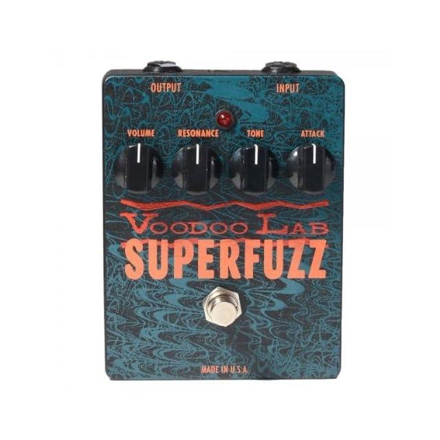 リンク:SUPER FUZZ