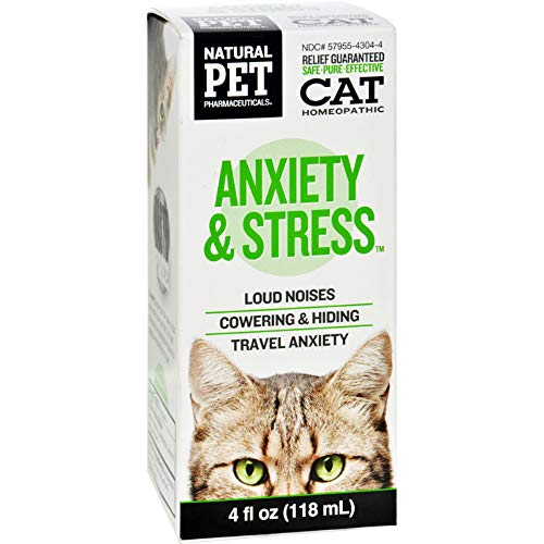 KING BIO NATURL PET CAT Stress Control 4OZ 4 OZ