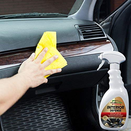 Kevianclean interior defense car dashboard cleaner uv - Interior leather bar free online ...