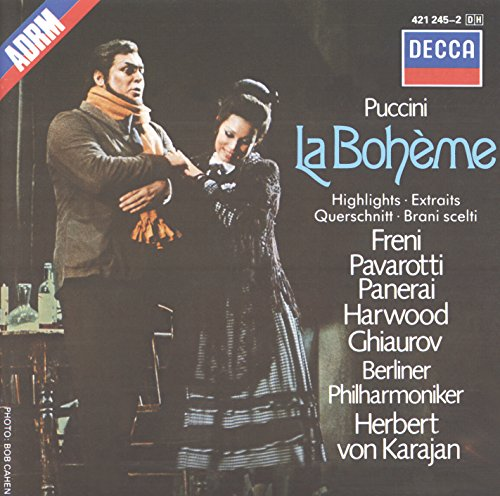 Puccini: La Bohème - Highlights (La Boheme Puccini)