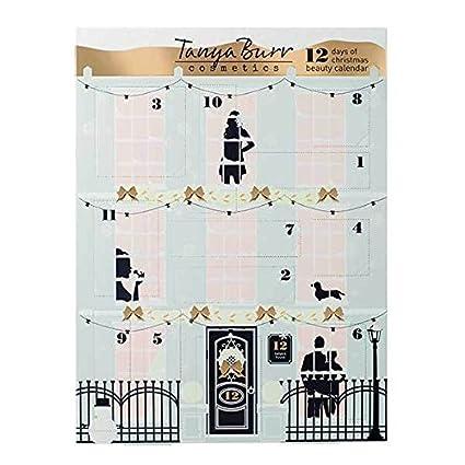 Calendario Bellezza.Tanya Burr Calendario Regalo Di Bellezza Per 12 Giorni Di