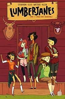 Lumberjanes, tome 1 : L'ange-chat redoutable par Stevenson