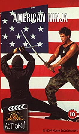 Amazon.com: American Ninja [VHS]: Michael Dudikoff, Steve ...