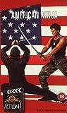 American Ninja VHS Tape