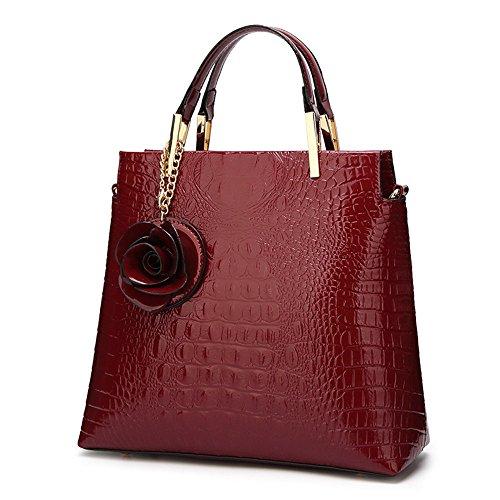 De Nueva Gules Una Gules En Hombro Lady'S Bolsa Handbag Sola GWQGZ Inclinado 8Sq4q