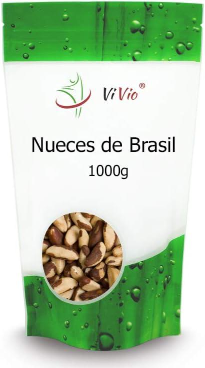 Nueces de Brasil (coquitos) 1kg: Amazon.es: Alimentación y bebidas