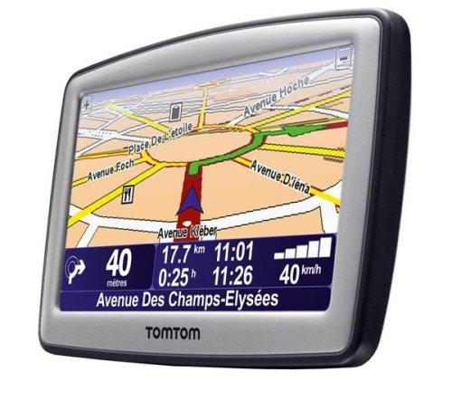 tomtom one v2 software