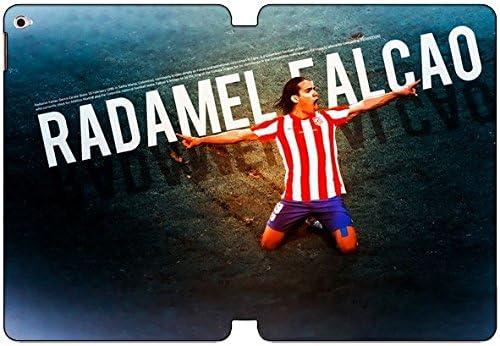 iPad Air 2 funda [Ultra Slim Folio] el Atlético de Madrid Tema pu estuche de cuero [Protector de pantalla libre] DK9163: Amazon.es: Electrónica