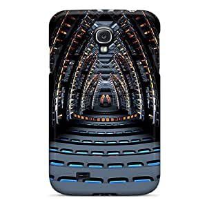 Fashion Cases For Galaxy S4- Space Concert Hall Defender Cases Covers