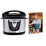 #5: Power Pressure Cooker XL 10 Qt with Eric Theiss' Power Pressure Cooking Cookbook