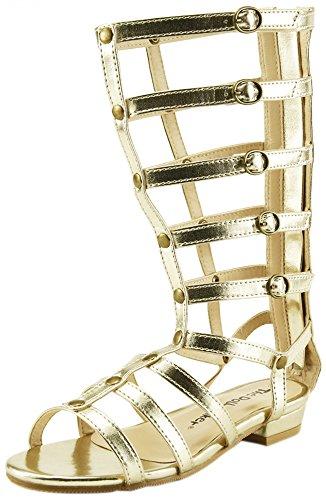 The Doll Maker Gladiator Sandal Boot - TD172014C-12