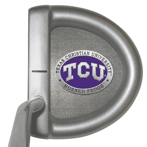 TCU Horned Frogs Putter by Heritage Pewter