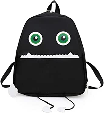 Women's Backpack Sweet Lovable Design Bag Machine Sewing Thread Decoration