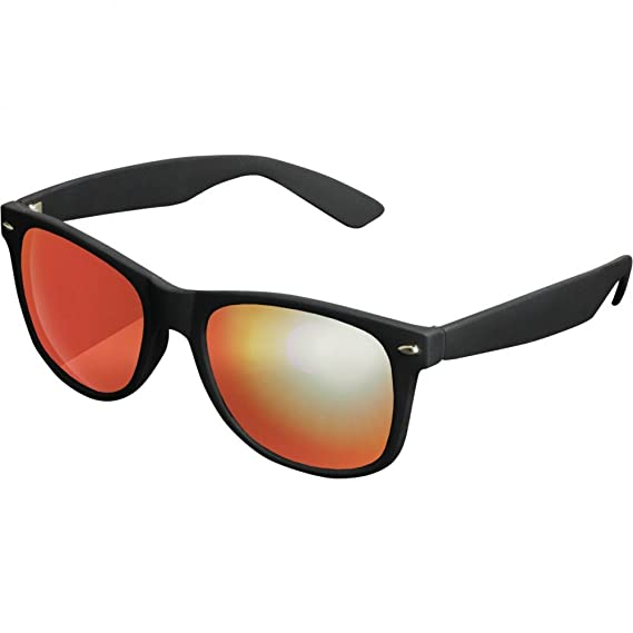 MSTRDS Likoma Fade Mirror, Lunettes de Soleil Mixte, Rouge (Red/Red), Taille Unique