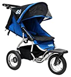BeBeLove USA Single Jogger Stroller, Blue For Sale