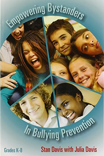 Empowering Bystanders in Bullying Prevention Pap/DVD edition by Stan Davis with Julia Davis (2007) Perfect Paperback