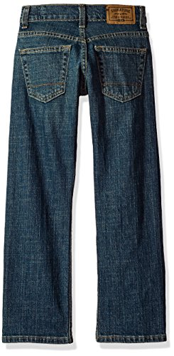 Signature by Levi Strauss & Co. Gold Label Big Boys' Slim Straight Fit Jeans, Prodigy, 16 by Signature by Levi Strauss & Co. Gold Label (Image #2)