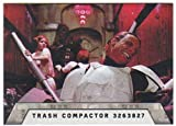 #6: 2016 Topps Star Wars Rogue One Mission Briefing Death Star #6 Trash Compactor 3263827