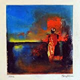 DAILY Painting - A001 10X10 Abstract Original Painting by BenWill