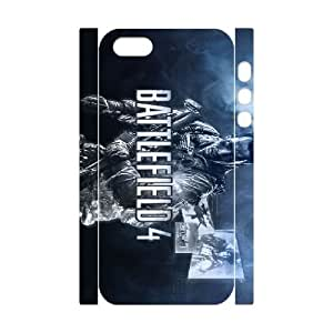iphone 5 5s Cell Phone Case 3D games Battlefield 4 Artwork Custom Made pp7gy_3401499