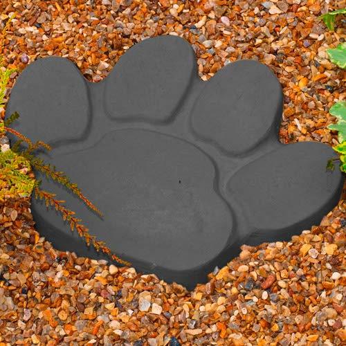 JTF 151 Deco-Pak Animal Paw Stepping Stones Twilight