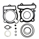 Wingsmoto Top End Gasket Kit for YAMAHA Warrior 350 Raptor Big Bear Wolverine KODIAK 400 BRUIN 350